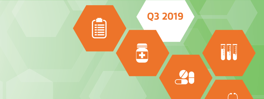 Q3 report 2019 - FreshLeaf Analytics Medicinal Cannabis Patient, Product and Pricing Analysis released