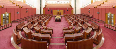 Aust-Senate-website